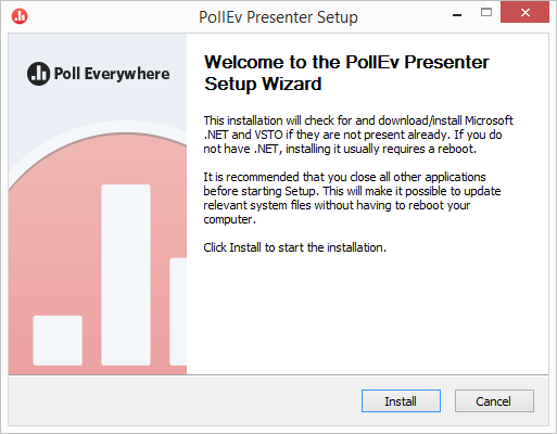PowerPoint for Windows: step 2
